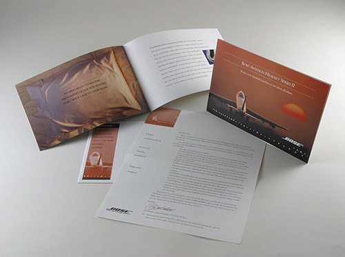 Direct Mail for Bose Aviation Headset II