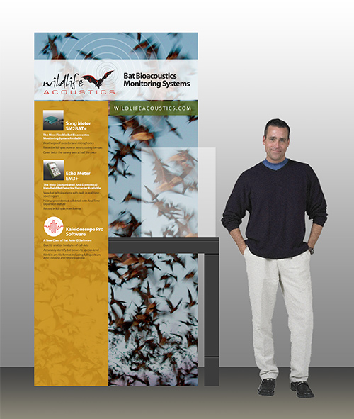 Conference Graphics for Wildlife Acoustics 2010
